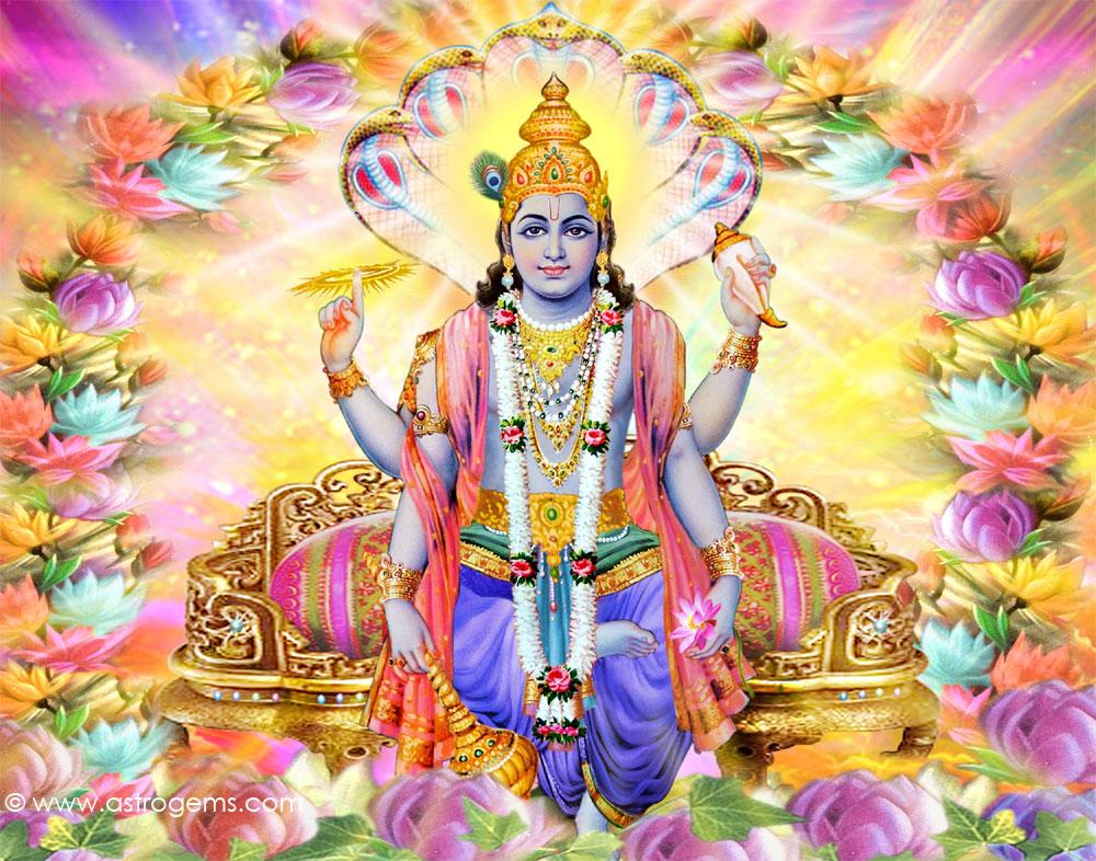 vishnu dios hindu