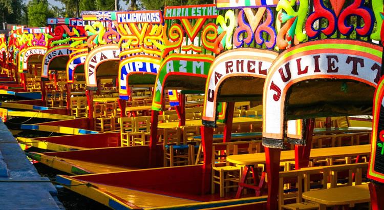 xochimilco lugares para visitar en el df