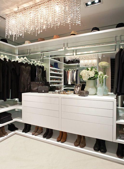 zapatos closet