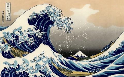 la ola de kasakawa pinturas mas importantes