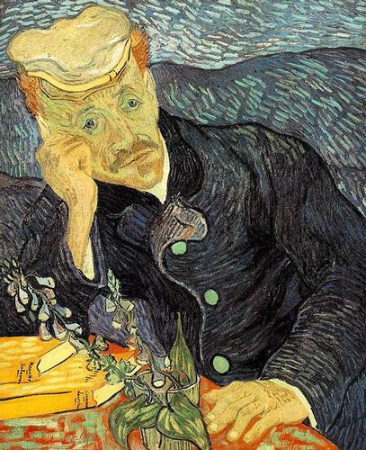 Dr. Gatchet | famosas pinturas