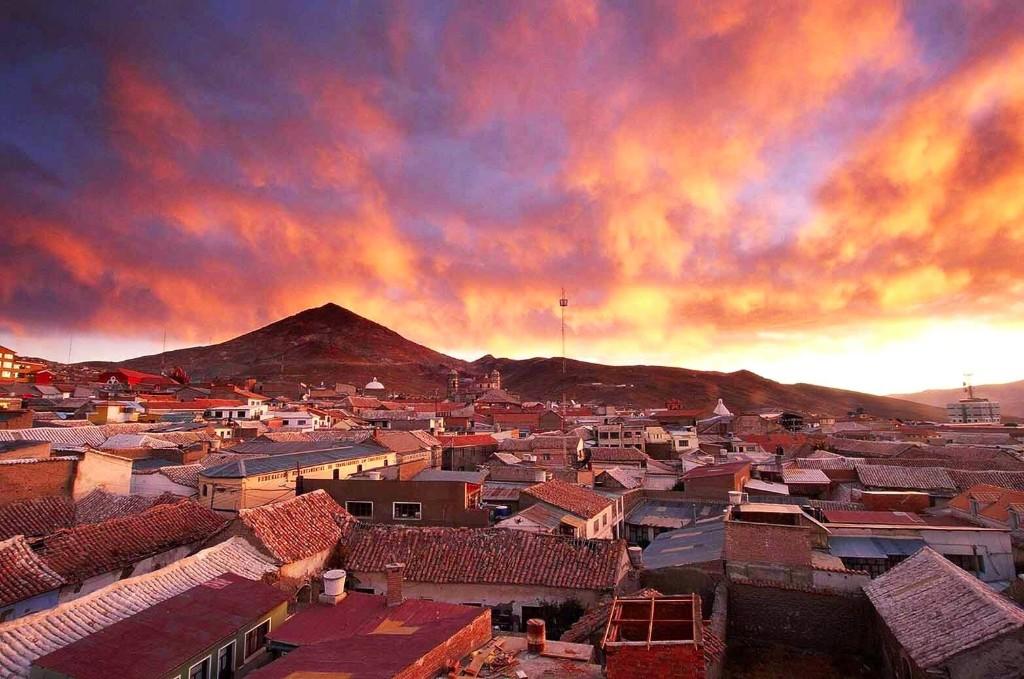 America Latina Calentamiento Global Bolivia
