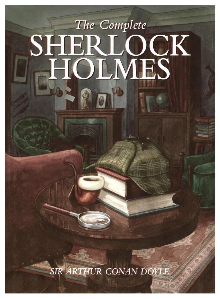 Aventuras completas Sherlock Holmes