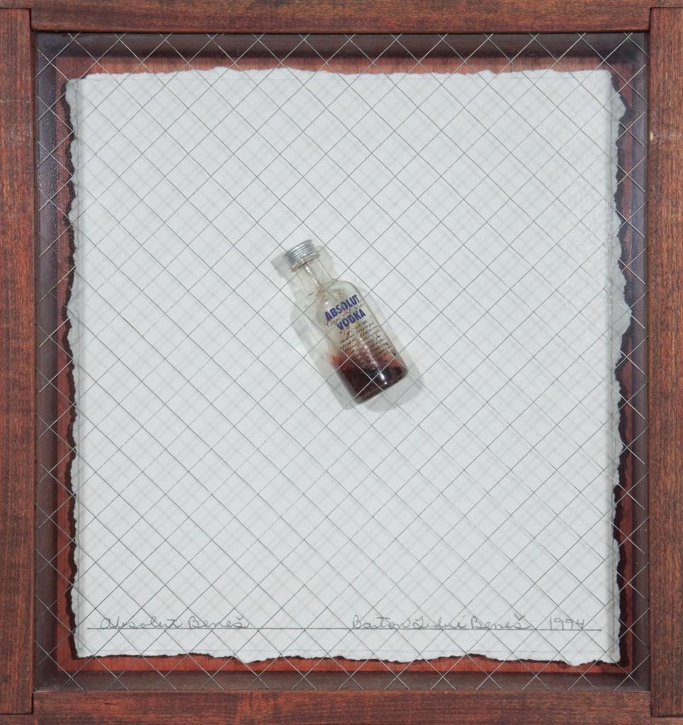 Barton Lidice botella