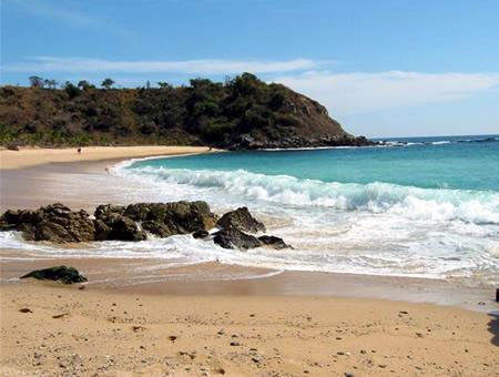 playas solitarias