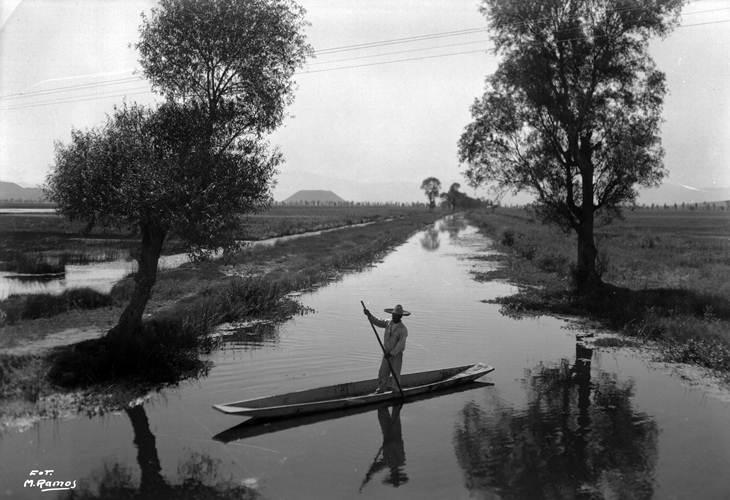 Fotografias de Mexico Canal suroriente