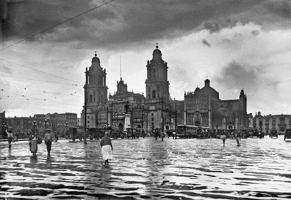 Fotografias de Mexico Zocalo