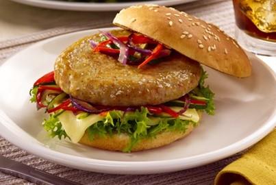 hamburguesa soja  hamburguesas veganas
