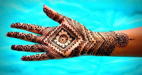 Henna cuadro