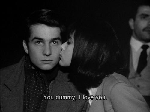 I love you, dummy