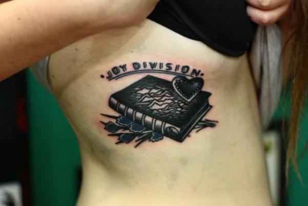 Joy Division Woman |fan de joy division
