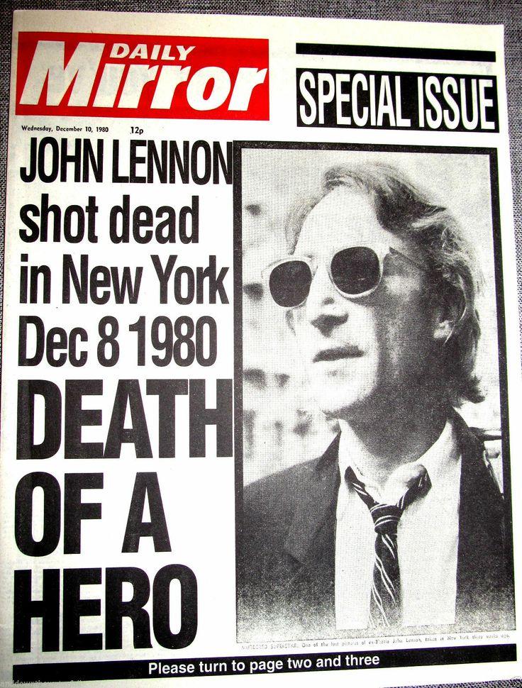 El día que John Lennon murió |Documentary Heaven
