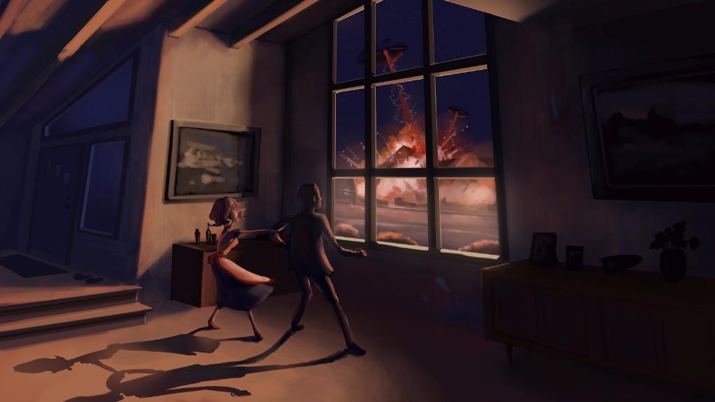 Explosión del espacio | musica para la tierra