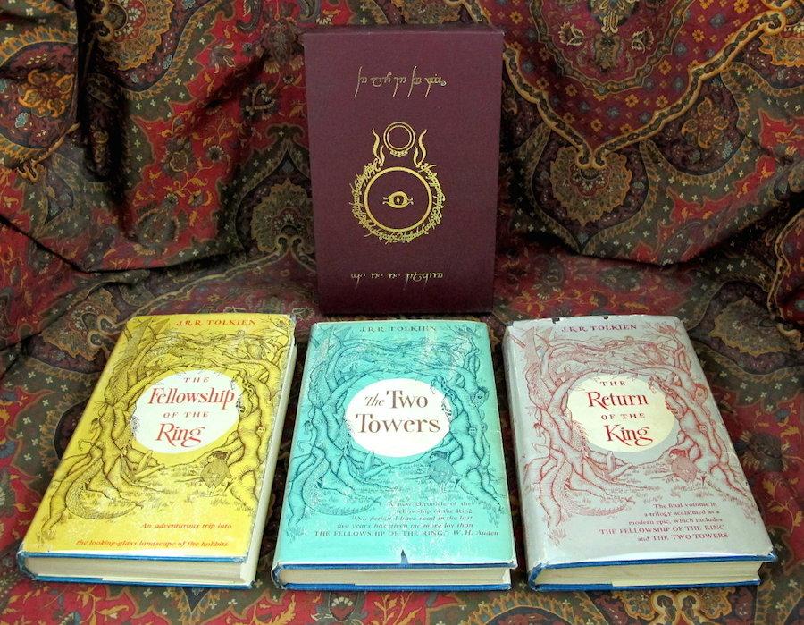 Tolkien | libros mas leidos
