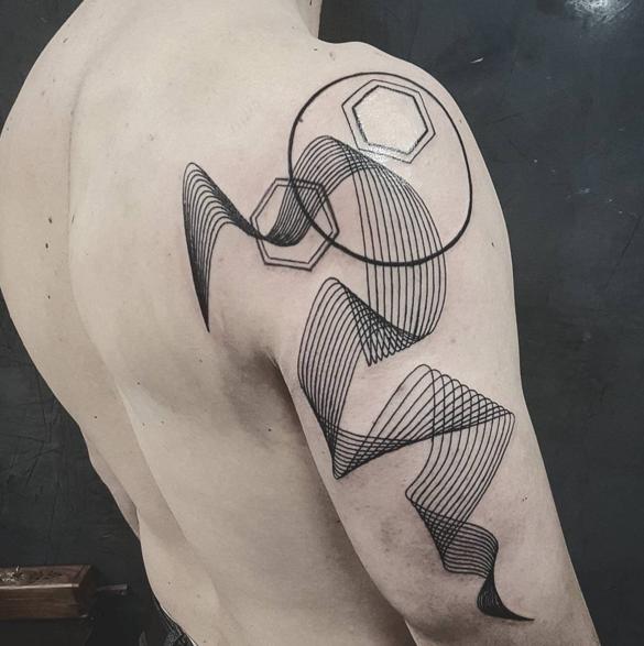 Arth Peralta rayas   mejores tatuadores