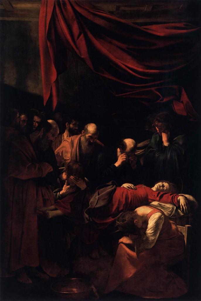 Pinturas polémicas caravaggio virgen