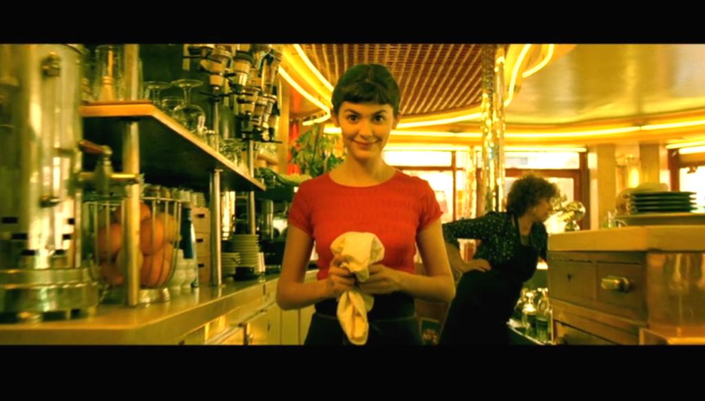 Sonrisa de Amelie