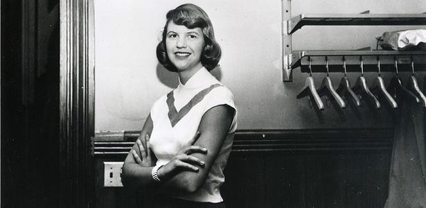 Sylvia Plath artistas famosos