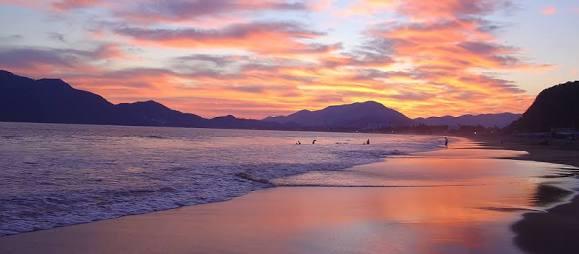 Playa Tecapan | playas en el norte de mexico