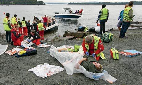 Masacre Utoya | Anders Breivik