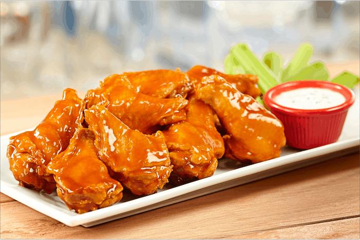 salsa mani| alitas