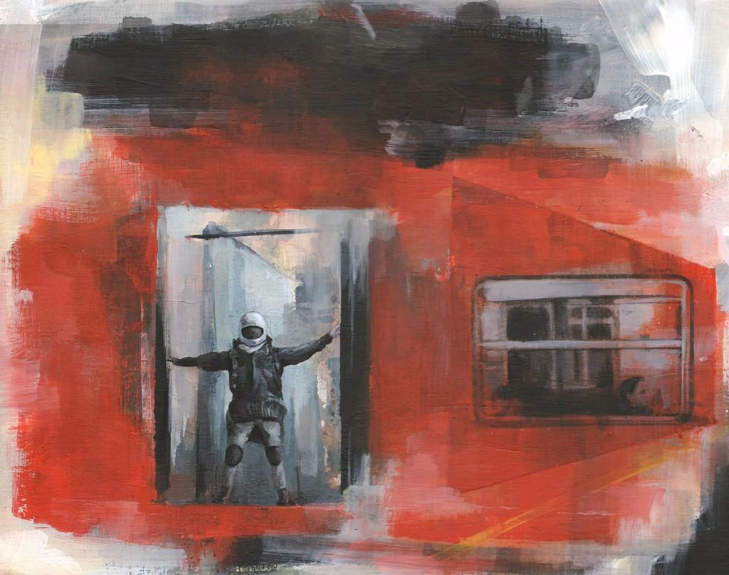arder la casa marco armenta