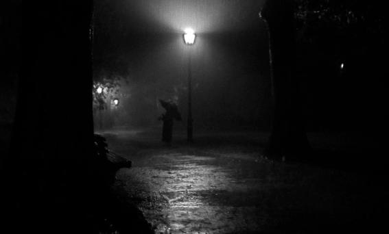 Asesino Serial - Sombras