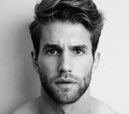 barba de tres dias cosas sensuales