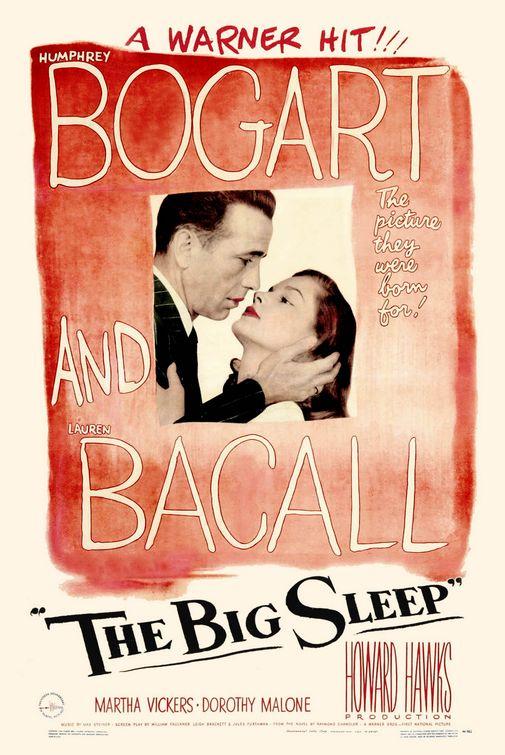 Big Sleep  / femme fatale