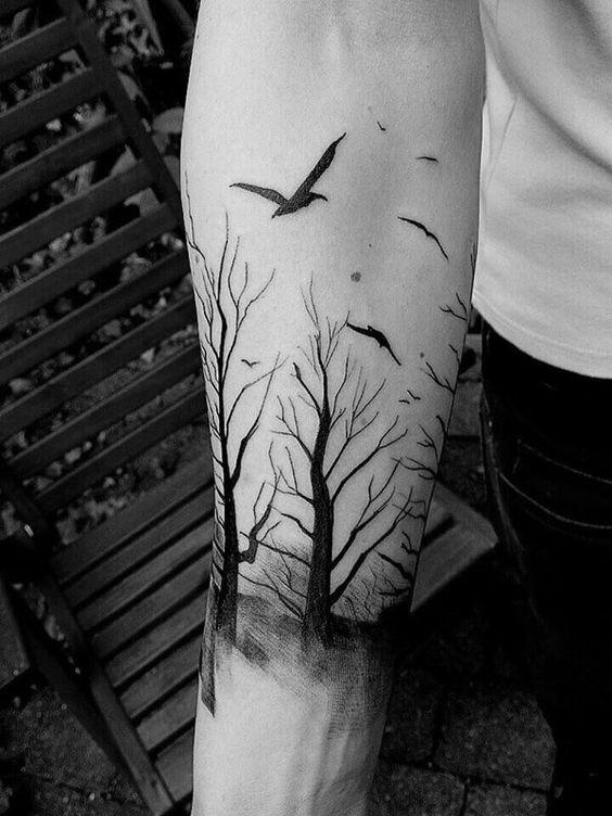 Tatuajes que todos los hombres con estilo querrn tener Diseo