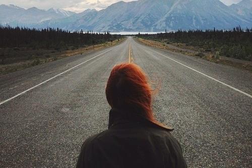 cambiar de vida carretera