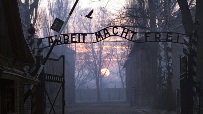 campos de muerte auschwitz