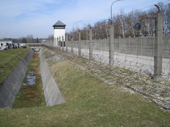 campos de muerte dachau