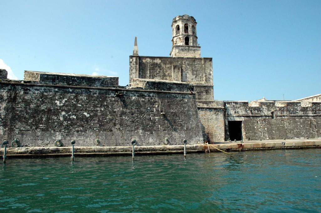 carceles mexicanas fuerte San Juan