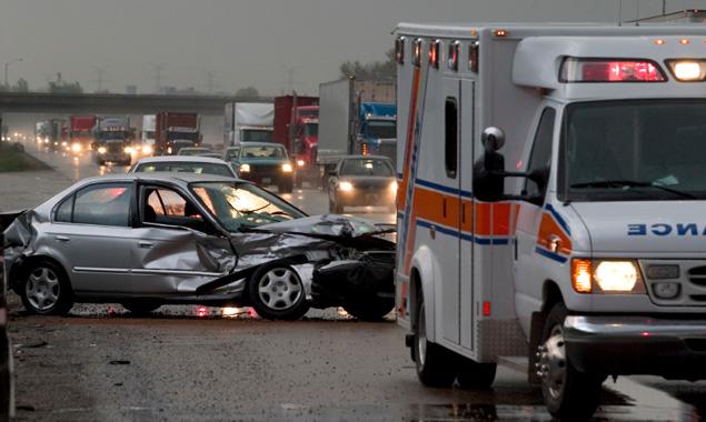 causas de muerte accidente auto
