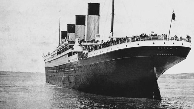 causas de muerte titanic