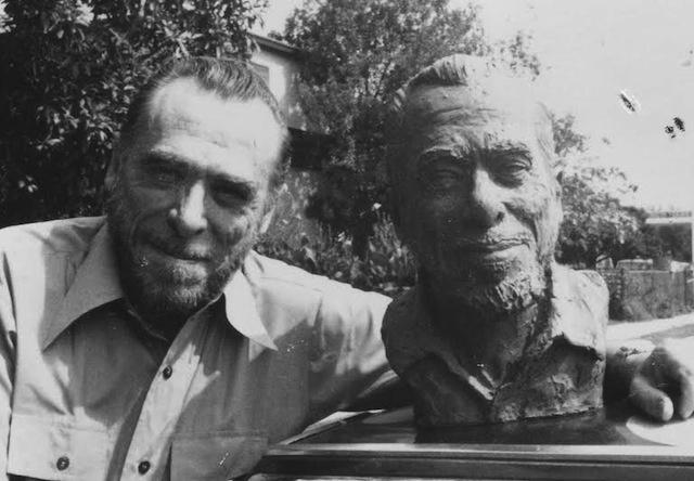 charles bukowski busto