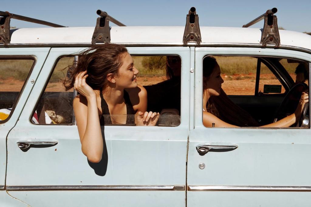 chicas aventura