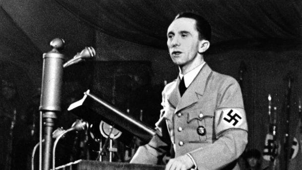 cine nazi goebbels