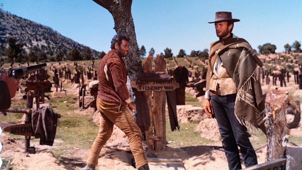 Lo mejor del cine western