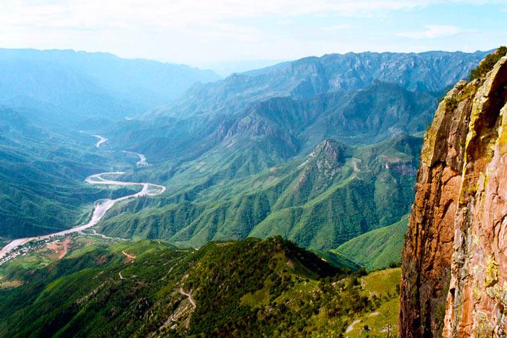 ciudades de mexico barrancas del cobre chihuahua