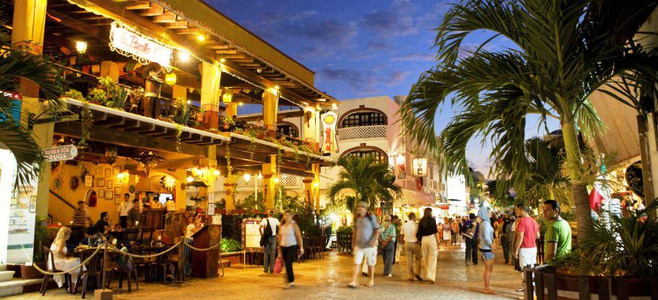 ciudades de mexico playa del carmen centro