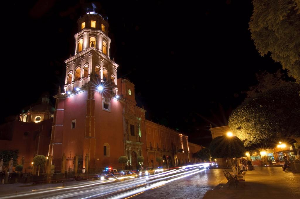 ciudades de mexico queretaro centro