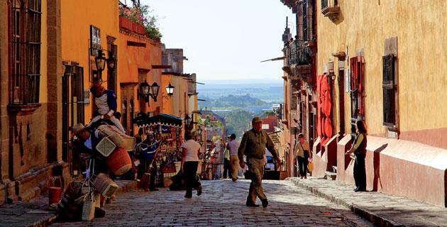 ciudades de mexico san cristobal calles