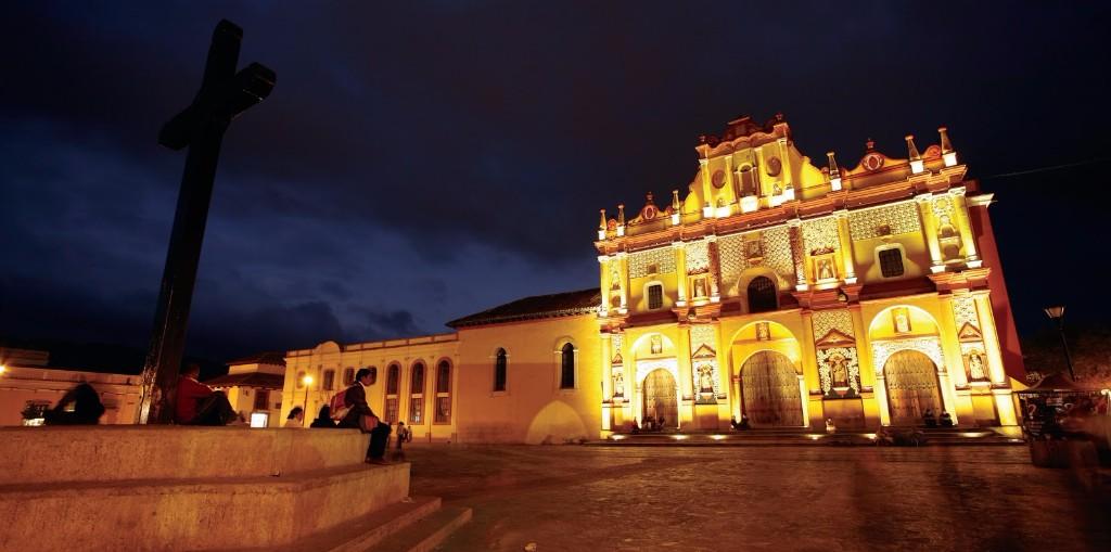 ciudades de mexico san cristobal casas el centro