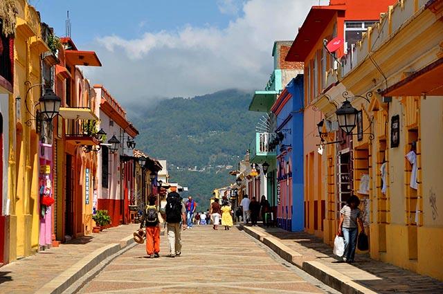 ciudades de mexico San Cristóbal de Las Casas