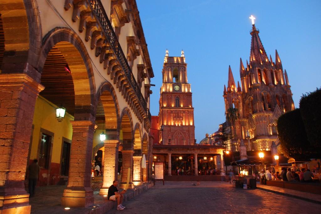 ciudades de mexico san miguel centro