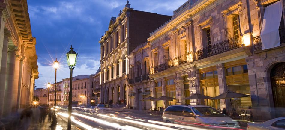 ciudades de mexico zacatecas