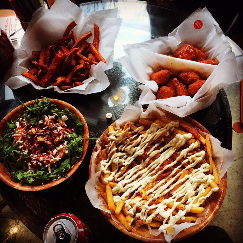 comida | alitas
