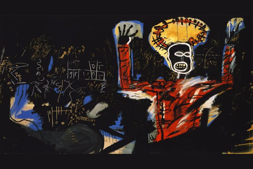 Conocedor del arte - Basquiat